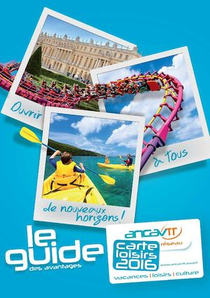 Guide Cartes Loisirs 2016
