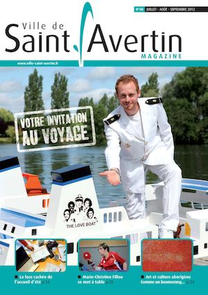 Saint Avertin Magazine 8