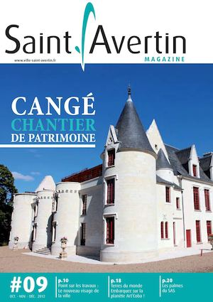 Saint Avertin Magazine 9
