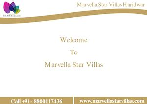 Marvella Star Villas Haridwar