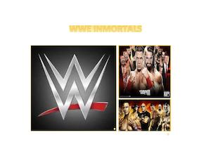 Wwe Inmortals