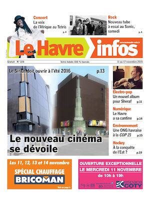 Calaméo N228 Le Havre Infos Du 11 Au 17 Novembre 2015