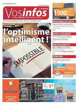 708fb38356531a Calaméo - Vos Infos Rouen Nord