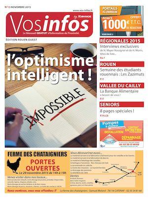 Calameo Vos Infos Rouen Ouest