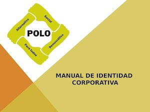 Manual De Identidad Polo