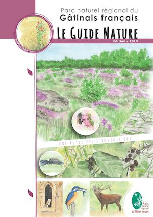 2015 Guide Nature du Parc du Gâtinais
