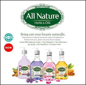 All Nature Herbs Oil Now Available At Watsons While Stocks Last75004 75004