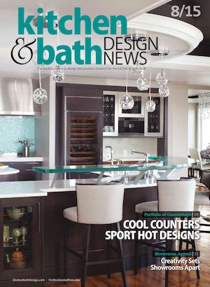 Kvlvc Kitchen Bath Design News August 2015