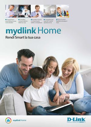 Catalogo mydlink Home