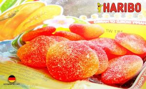 Get 50 Off On Haribo Peaches Gummy Candy At Dealspot Till December 4 201575010 75010