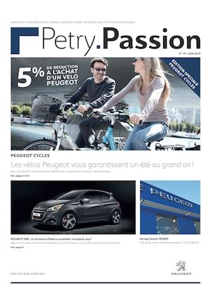 Petry Passion N14 Peugeot