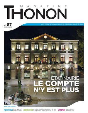 Thonon magazine n°87