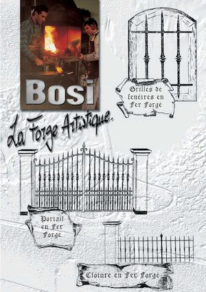 CATALOGUE BOSI GRILLES