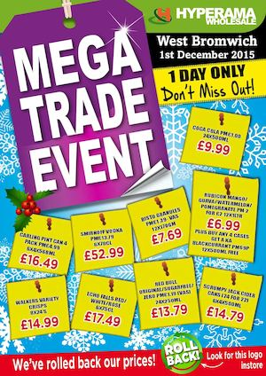Mega Trade Day Wb Dec Managers