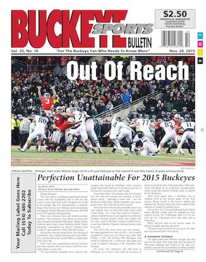 discount factory price classic fit Calaméo - Buckeye Sports Bulletin November 28, 2015