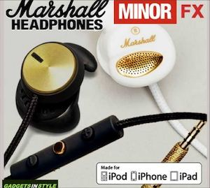 Marshall Headphones Now Available At Gadgets In Style While Stocks Last75234 75234