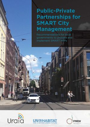 PPP for SMART City Management - Uraía - English