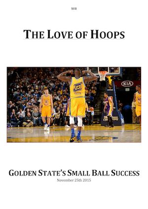 017 Golden State's Small Ball Success