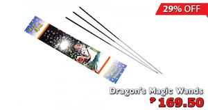 Get 29 Off On Dragons Magic Wands At Dealspot Valid Till December 20 201575248 75248