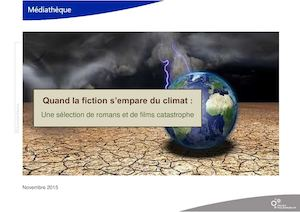 Quand la fiction s'empare du climat