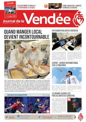 Journal de la Vendée n°211 - Novembre 2015