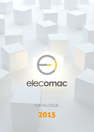 Catalogue ELECOMAC 2015