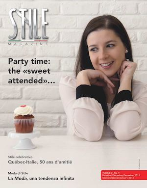 Stile December January 2015 Vol 2 No 9