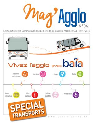 Mag'agglo 4 Spécial Transports Basse Def
