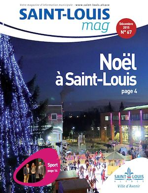 saint-Louis mag, n° 67 Dec 2015
