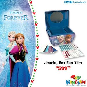 Jewelry Box Fun Tiles For Php599 75 Available At Toy Kingdom While Stocks Last 75922