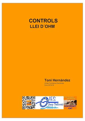 Control Llei D´ohm