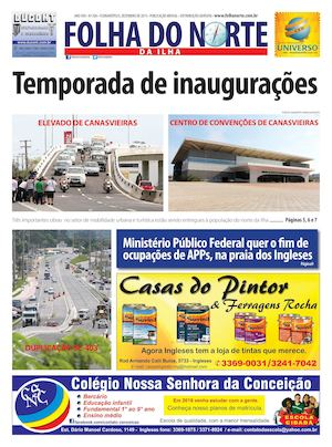 Folha do Norte da Ilha ed 204