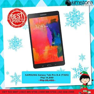 Samsung Galaxy Tab Pro 8 4 For Only Php14999 Available At Kimstore While Stocks Last76020 76020