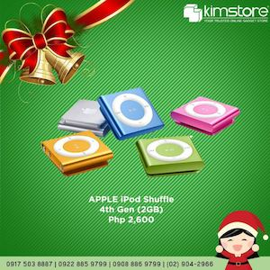 Apple Ipod Shuffle For Only Php2600 Available At Kimstore While Stocks Last76025 76025