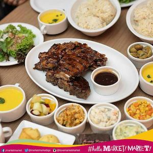 Enjoy A Feast With Kenny Rogers Grilled Ribs At Market Market While Stocks Last 76000