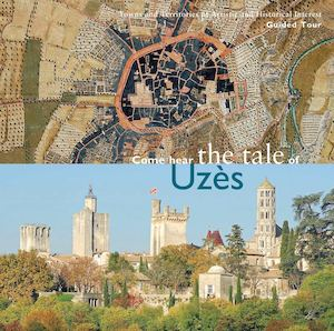 English_Uzes, Au fil de la ville