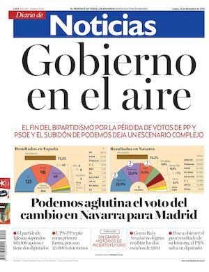 Diario de Noticias 20151221