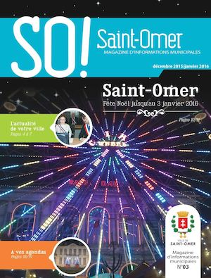SO ! Saint-Omer - n°3