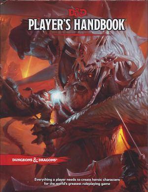 Calaméo - Dn D 5e Players Handbook (Bn W Ocr)