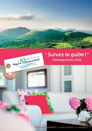 Guide Hebergement 2016