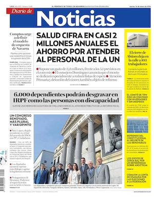 the latest 28836 b99b2 Diario de Noticias 20160114