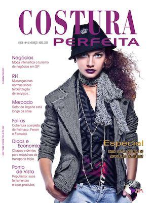 f915861df Calaméo - Revista Costura Perfeita Edição Ano X - N48 -Março-Abril 2009