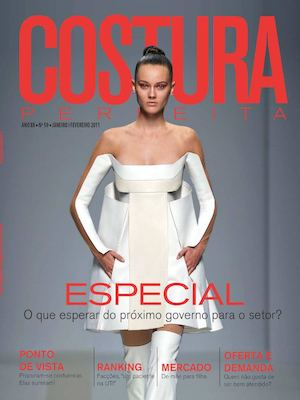 Revista Costura Perfeita Edição Ano XII - N59 - Janeiro-Fevereiro 2011 25ae2bd602