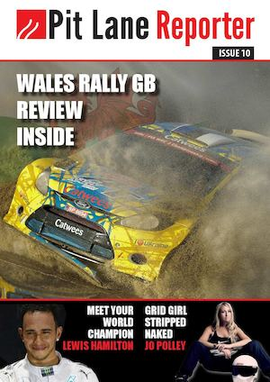 Pit Lane Reporter Issue 10
