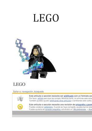 Calaméo - Lego