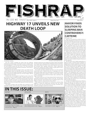 Fish Rap Live! 27.4 January 2016 (Highway 17 Unveils New Death Loop)