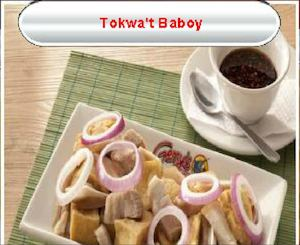 Tokwat Baboy For Only Php195 Available At Gerrys Grill While Stocks Last 77475
