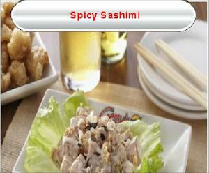 Spicy Sashimi For Only Php285 Available At Gerrys Grill While Stocks Last 77477