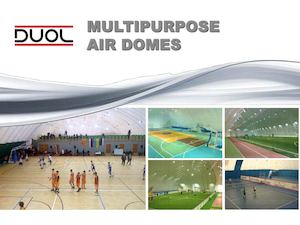 Multipurpose Domes Presentation