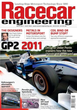 Racecar Engineering March 2011
